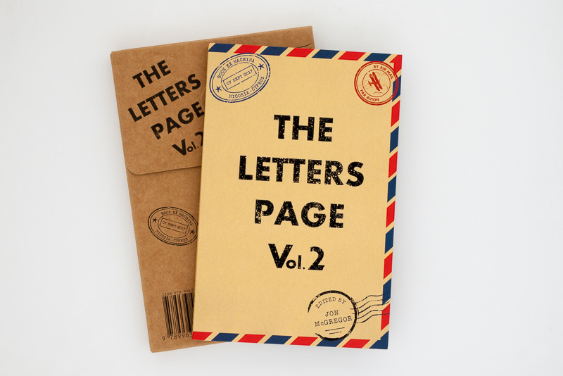 The Letters Page Vol. 2!