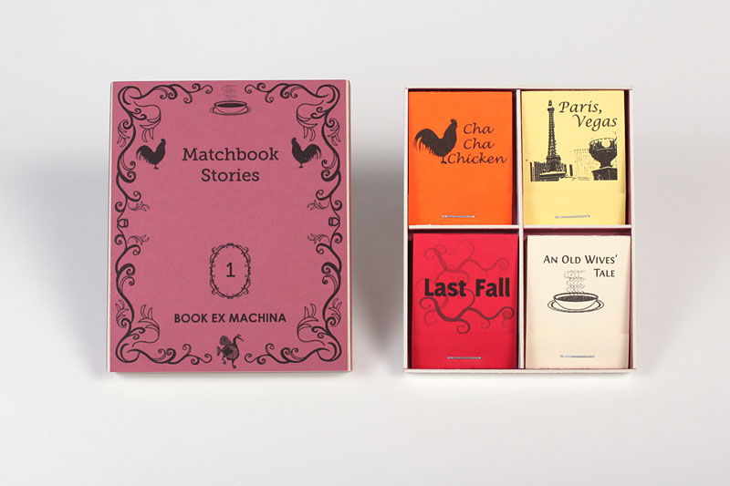 Matchbook Stories Issue 1